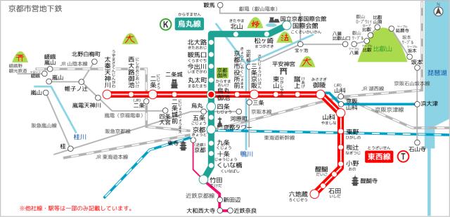 京都 地圖的圖片搜尋結果