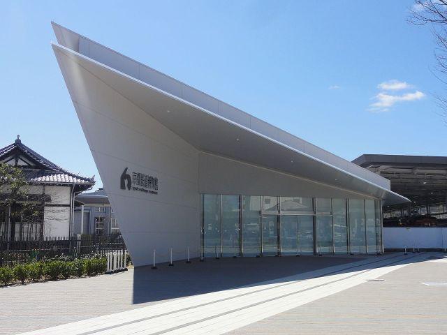 KYOTO_RAILWAY_MUSEUM_Entrance_20160321.jpg